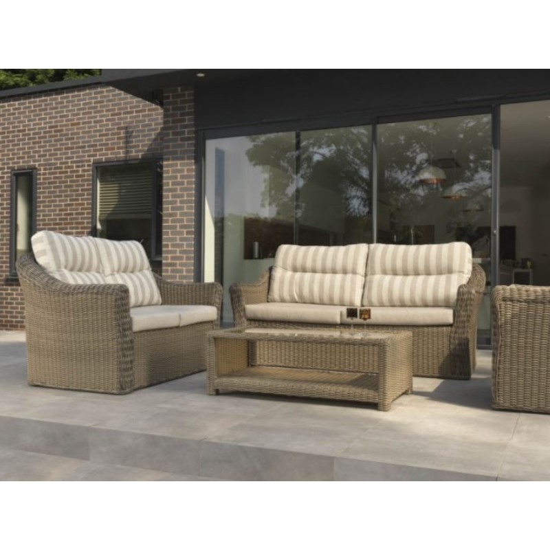 DE Atokad Outdoor Set 3 + Cushion