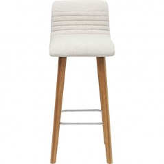Bar Stool LARA Ecru