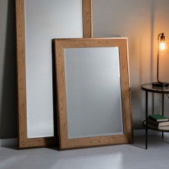 Barrington Rectangle Mirror W795 x D25 x H1105mm