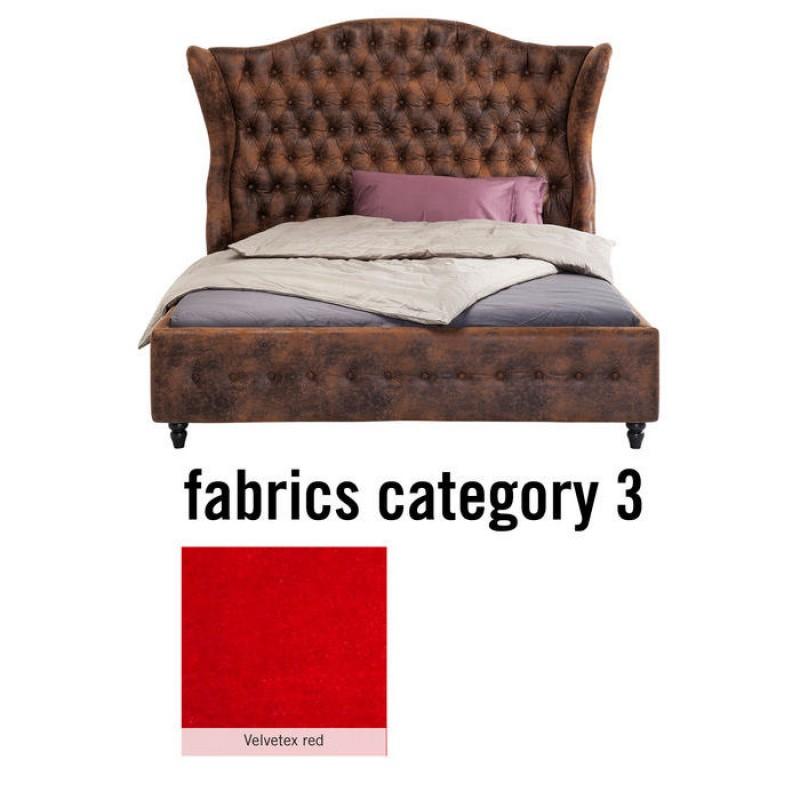Bed City Spirit Individual Fabric3 160x200cm