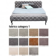 Bed Desire Individual 160x200cm Fabric 1