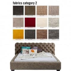 Bed Slumber Individual 160x200cm Fabric 2