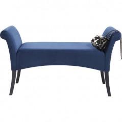 Bench Motley Velvet Blue