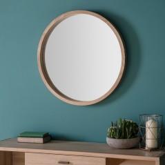 Bowman Mirror W700 x H700mm