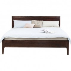 Brooklyn Walnut Bed 180x200cm