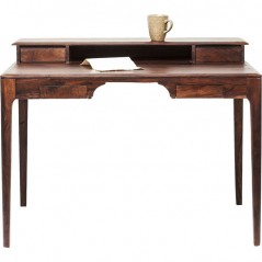 Brooklyn Walnut Desk 110x70cm