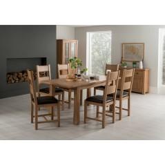VL Breeze Extending Dining Table 1400/1800