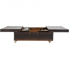 Coffee Table Bar Colonial 120x75cm