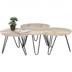 Coffee Table Puro (4/Set)