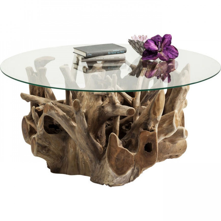 Table roots 100cm coffee table roots 100cm geotapseo Gallery