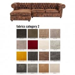 Corner Sofa Cambridge Individual Left Fabric 2