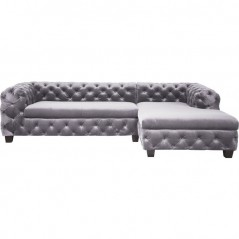 Corner Sofa My Desire Grey R