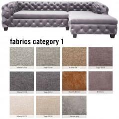 Corner Sofa My Desire Individual Fabric 1