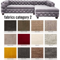 Corner Sofa My Desire Individual Fabric 2