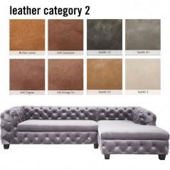 Corner Sofa My Desire Individual (L/R) Fabric 3