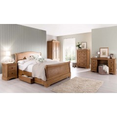 VL Carmen Bed - 4'6