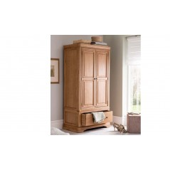 VL Carmen Wardrobe - 2 Door/1 Drawer