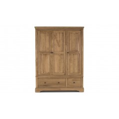 VL Carmen Wardrobe - 3 Door/2 Drawer
