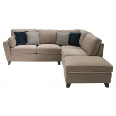 VL Cantrell Corner Group - Almond (RHF) (4 Scatter Cushions)