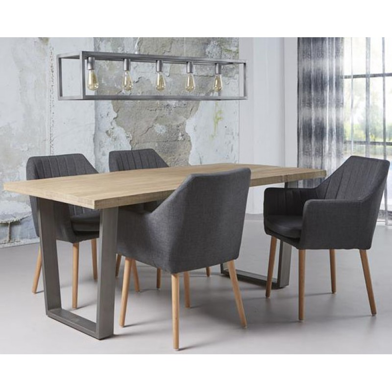 ZI Nexos Dining table 180x90 solid Z