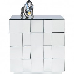 Dresser Illusion Big 4 Drawers
