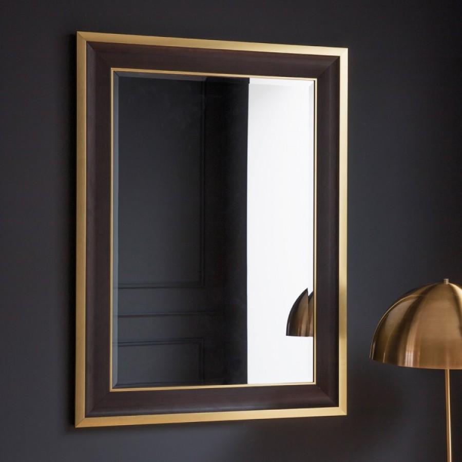 Edmonton rectangle mirror w800 x d30 x h1105mm for Mirror 900 x 800