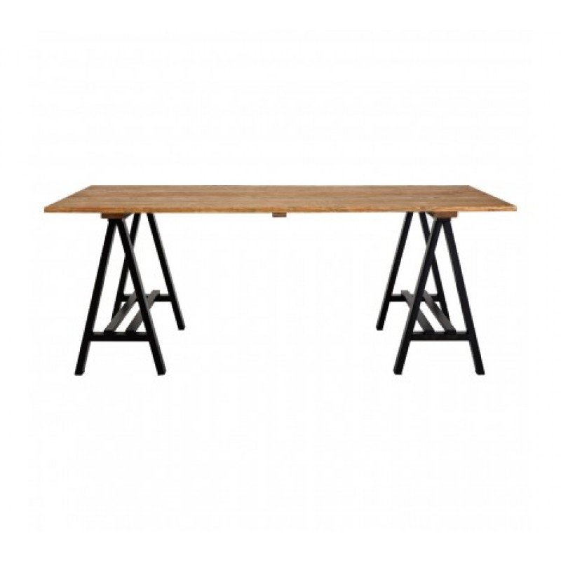 Hampstead Dining Table Brown