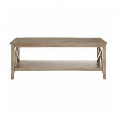 Heritage Coffee Table Brown