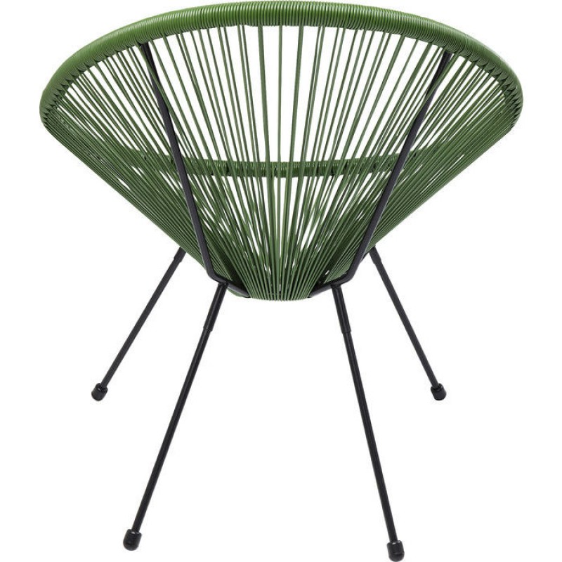 Arm Chair Acapulco Green