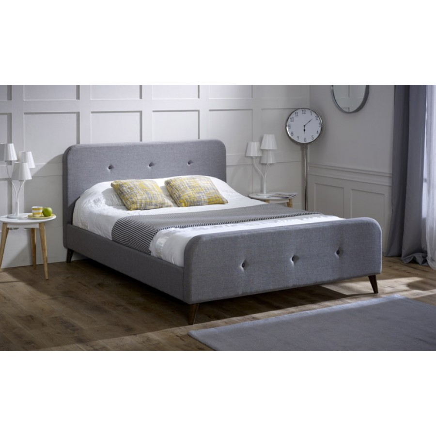 king web r to black click kingsize bed argos product frame erica size zoom frames buy home