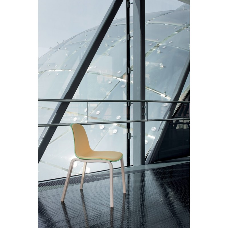 Lux Italy Epoca Schroeder Executive Chair
