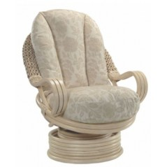 DE Nalim Swivel Chair + Cushion