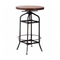 Bell Bar Table Natural