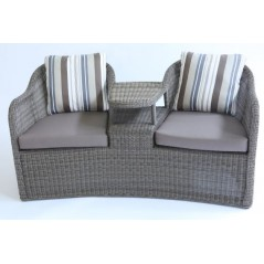 DE Nosidam Outdoor Set + Cushion