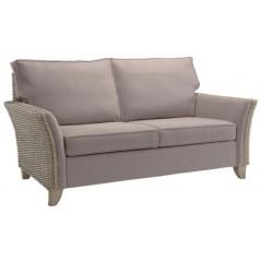 DE Notgnilra 3 Seater Sofa + Cushion