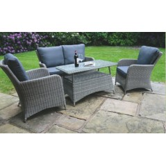 DE Odaroloc Outdoor Set + Cushion