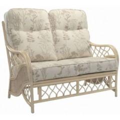 DE Olso Light Oak 2 Seater Sofa + Cushion