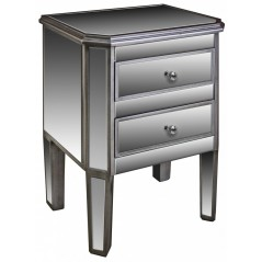 Opera 2 Drawer Bedside