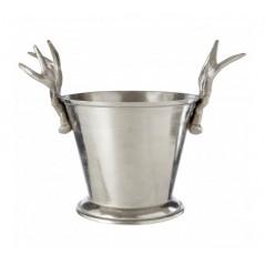 Antler Wine Cooler Silver