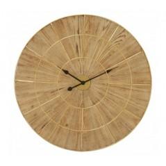 Yaxi Wall Clock Natural