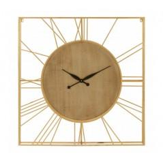 Yaxi Wall Clock Gold