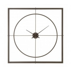 Trinity Wall Clock Copper