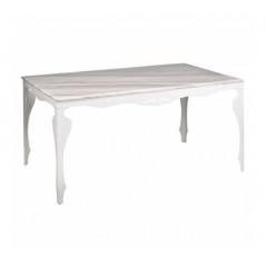 Jackson Dining Table White
