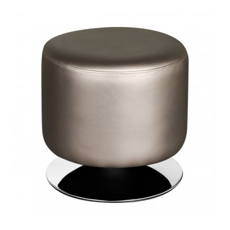 Cylinder Stool Bronze
