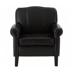 Edwards Arm Chair Black