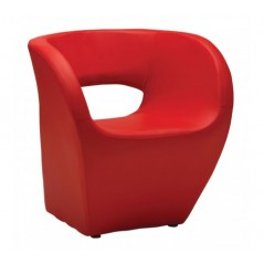 Aldo Chair Red