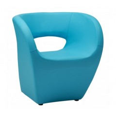 Aldo Chair Blue