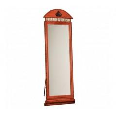 British Floor Mirror H186 x W56 x D6cm