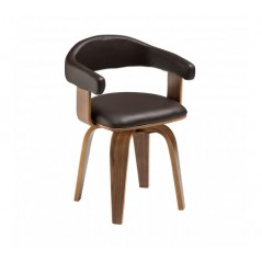 Bentwood Chair Brown