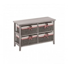 Cotswold Drawer Chest Grey